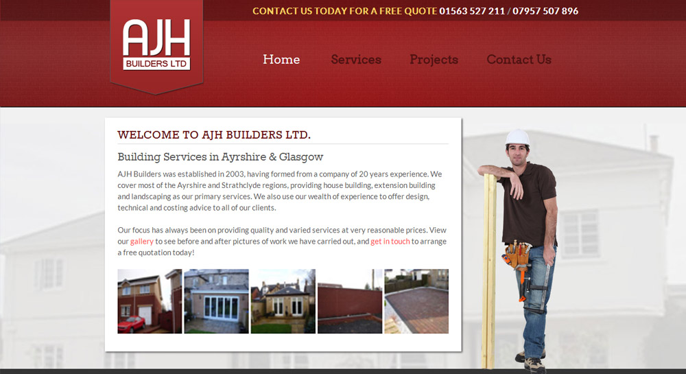 AJH Builders Ltd.