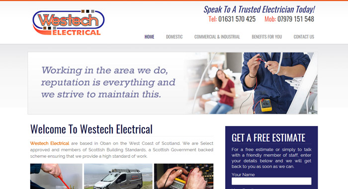 westech electrical