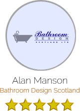 bathroom design scotland