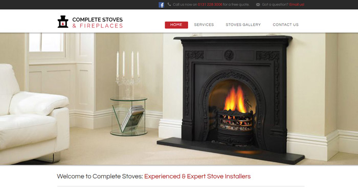 Complete Stoves & Fireplaces