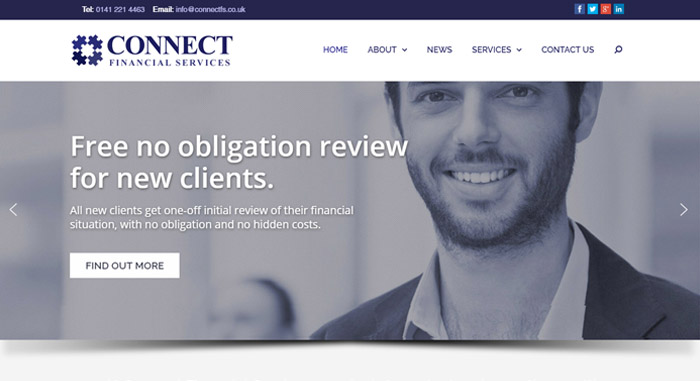 Connect Financial Services