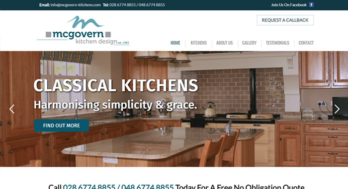 McGovern Kitchens