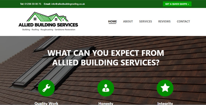 Allied Building & Roofing